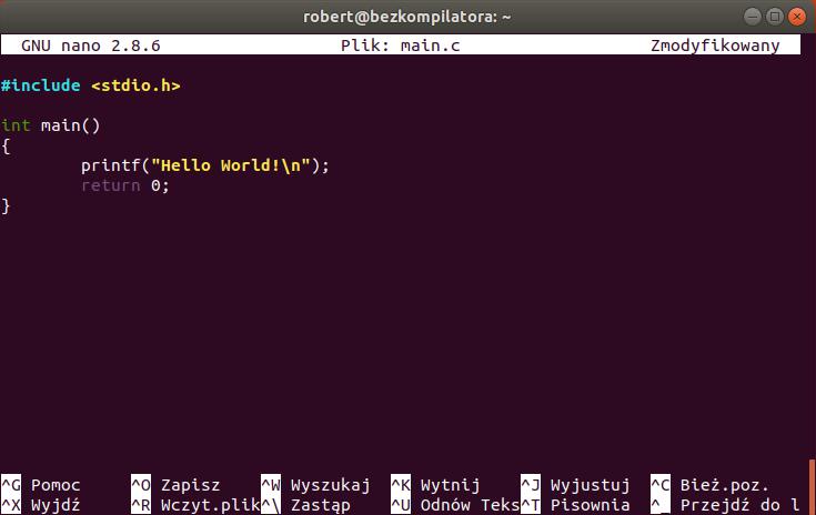 Programuj Jak Hacker Kodowanie W Wierszu Poleceń Bez